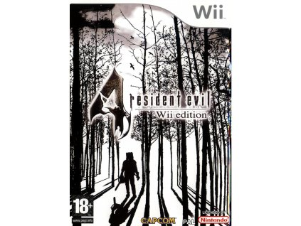Wii Resident Evil 4 Wii Edition