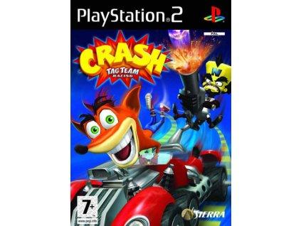 crash tag team racing ps2 1