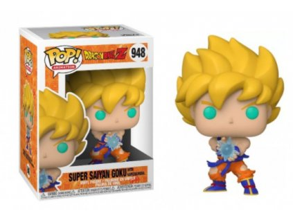 Merch Funko POP! 948 Dragon Ball Z Super Saiyan Goku