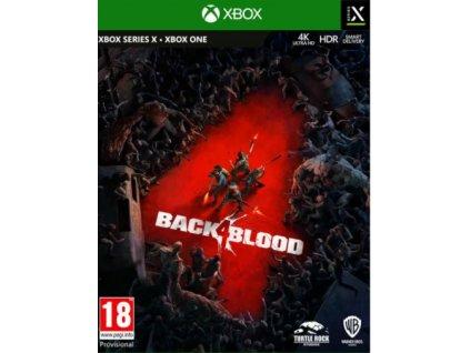 XSX Back 4 Blood