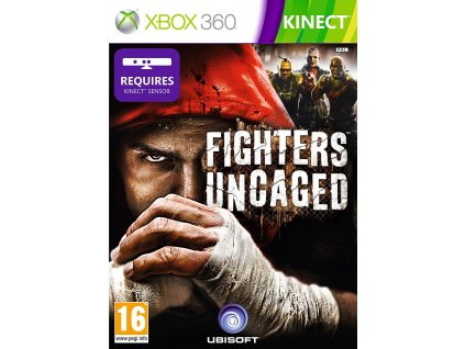 X360 Fighters Uncaged