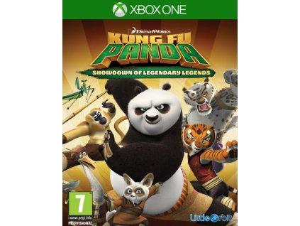 XONE Kung Fu Panda Showdown of Legendary Legends of legendary legends xone
