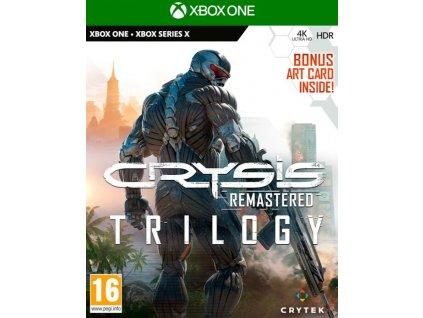 XSX Crysis Remastered Trilogy CZ Nové