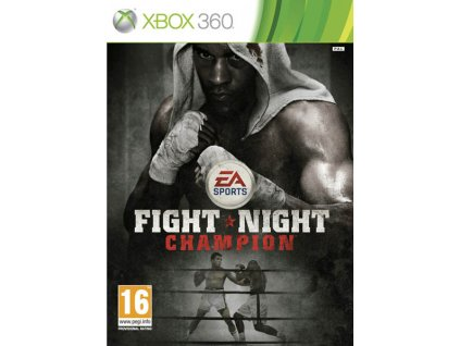 X360 Fight Night Champion