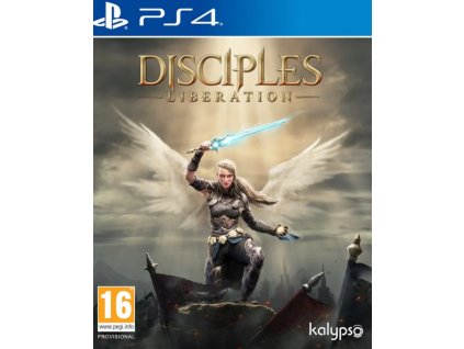 PS4 Disciples Liberation Deluxe Edition