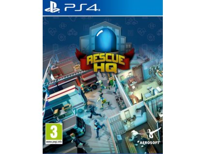 PS4 Rescue HQ The Tycoon