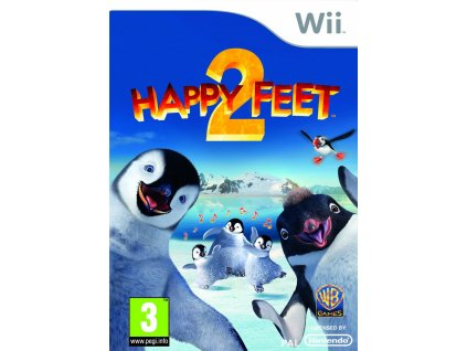 Wii Happy Feet 2