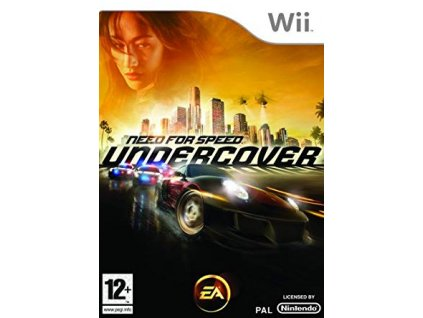 Wii Need for Speed Undercover