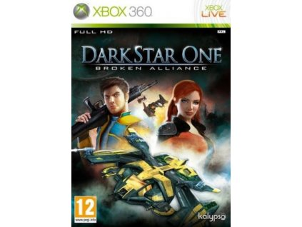 X360 Darkstar One Broken Alliance