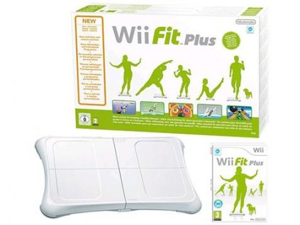 herni podlozka nintendo wii fit plus with board