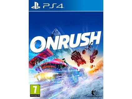 PS4 Onrush - jen hra