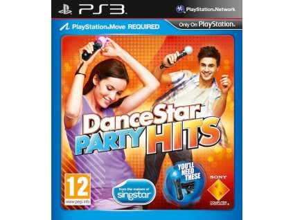 dancestar party hits ps3 1