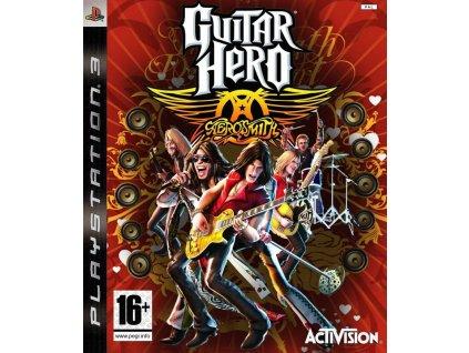 PS3 Guitar Hero Aerosmith