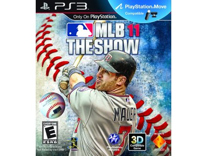 PS3 MLB 11 The Show
