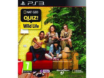 PS3 Nat Geo Quiz! Wild Life