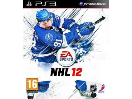 PS3 NHL 12 CZ