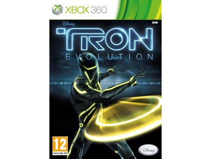 X360 Disney Tron Evolution
