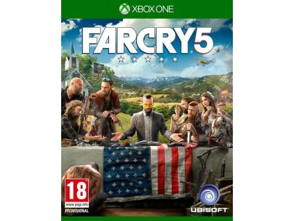 XONE Far Cry 5 CZ