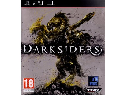 235847 darksiders playstation 3 front cover
