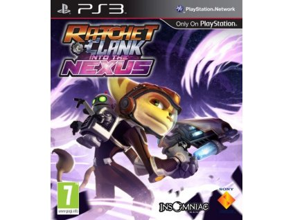 ratchet clank nexus ps3 pouzite
