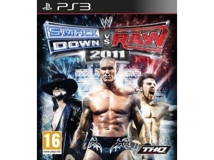 PS3 WWE Smackdown vs Raw 2011
