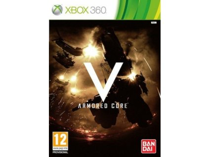X360 Armored Core 5
