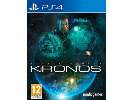Battle Worlds Kronos PS4 Cover