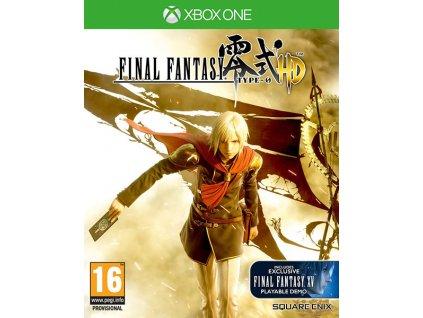 XONE Final Fantasy Type-0 HD