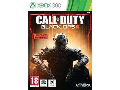 X360 Call of Duty Black Ops 3