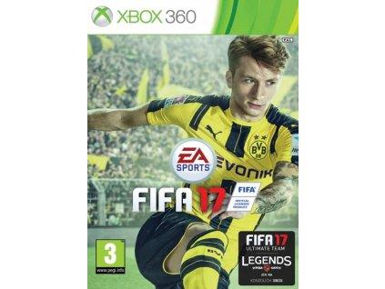 X360 FIFA 17 - jen hra