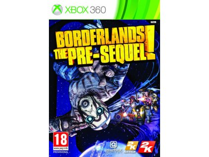 X360 Borderlands The Pre-Sequel!