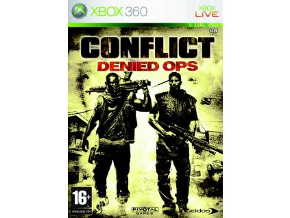 X360 Conflict Denied Ops