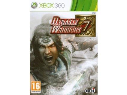 X360 Dynasty Warriors 7
