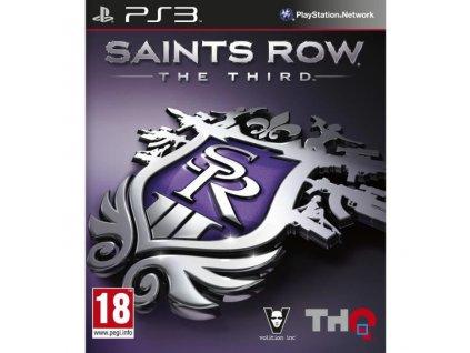 saints row the third jeu console ps3