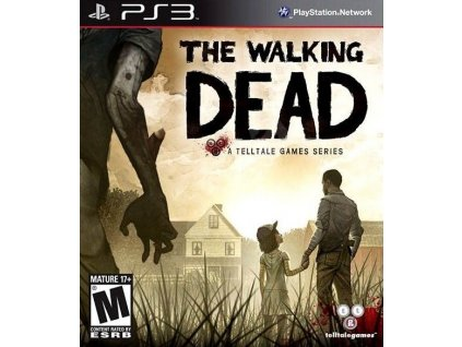 PS3 The Walking Dead A Telltale Games Series