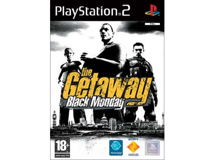 The Getaway Black Monday