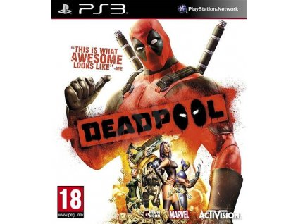 PS3 Deadpool