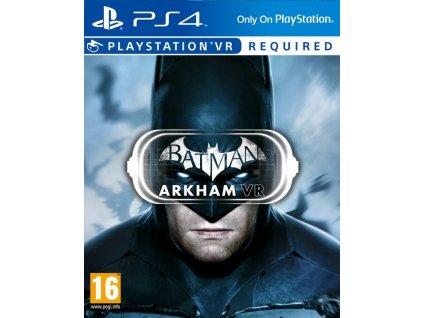 PS4 Batman Arkham VR