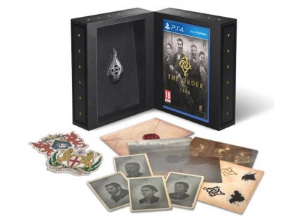 PS4 The Order 1886 Blackwater Edition