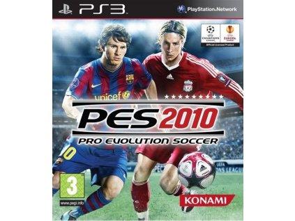 PS3 Pro Evolution Soccer 2010