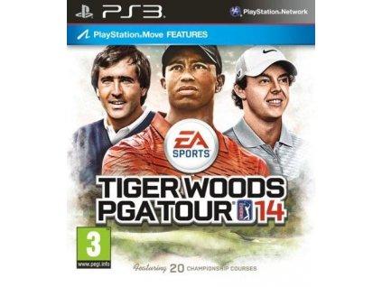 PS3 Tiger Woods PGA Tour 14