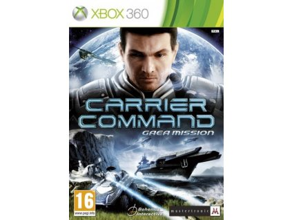 X360 Carrier Command Gaea Mission CZ
