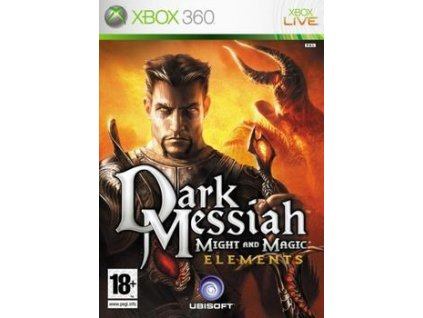 X360 Dark Messiah Of Might And Magic Elements
