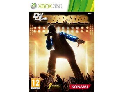 X360 Def Jam Rapstar