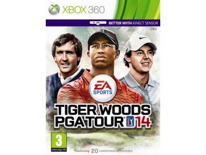 X360 Tiger Woods PGA Tour 14