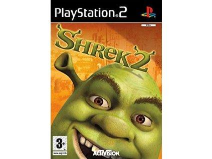 PS2 Shrek 2