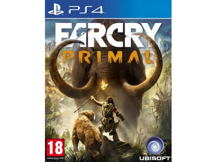 PS4 Far Cry Primal CZ