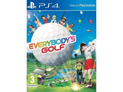 PS4 Everybodys Golf Nové