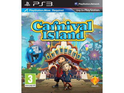 PS3 Carnival Island
