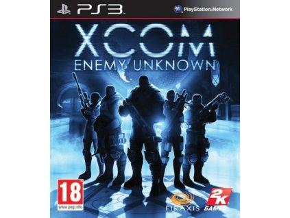 PS3 XCOM Enemy Unknown